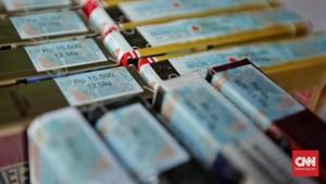 Sri Mulyani Pastikan Cukai Rokok Tak Naik Tahun Depan