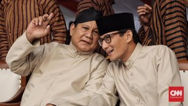 Survei Alvara: Prabowo-Sandi Kuasai Sumatera