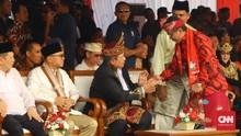 Protes Keras KPU di Kampanye Damai, SBY 'Walkout'