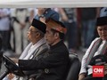 Survei: Tren Dukungan Pemilih Muslim ke Jokowi-Ma'ruf Turun