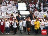 Laporan Awal Dana Kampanye 16 Partai, PDIP Tertinggi Rp105 M