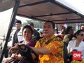Tommy Soeharto 'Pimpin' Keluarga Cendana di Kampanye Damai