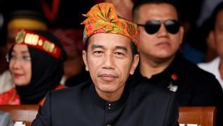 Jokowi: Setinggi Apapun Jabatannya, Kalau Sakit Kena Veto