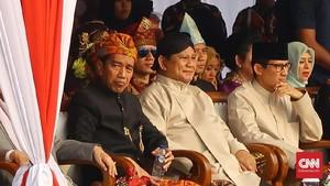 Tantangan Salat, Jurus Sia-sia Kubu Jokowi 'Jegal' Prabowo