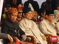 Goyang Kandang Banteng dan 'Psywar' Prabowo-Sandi di Pilpres