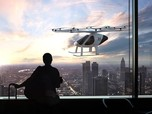Ini Volocopter, Kendaraan Listrik Terbang untuk Megapolitan