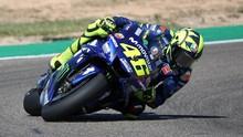Tampil Buruk, Rossi Tuntut Revolusi Yamaha