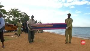 VIDEO: Kapal Tenggelam di Tanzania, 207 Orang Diduga Tewas