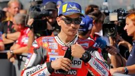 Jorge Lorenzo Sudah Ikhlas Mundur dari MotoGP Thailand 2018