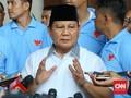 Prabowo: Saya Jadi Capres untuk Amankan Kekayaan Nasional