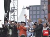 Burung Merpati Ma'ruf 'Nyungsep' Jadi Sorotan Kubu Prabowo