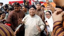 Pertaruhan Ambisi Prabowo Kuasai 'Kandang Banteng'