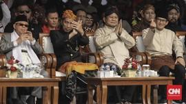 Adu Slogan Jokowi-Prabowo di Mata Rocky dan Adian Napitupulu