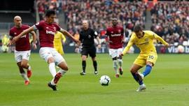 Ditahan West Ham, Chelsea Gagal ke Puncak Liga Inggris