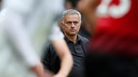 Mourinho: Man United Tak Bisa Menuntaskan Permainan