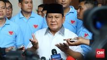 Guyon Prabowo di Depan Tim Pemenangan: Kita Paket Hemat