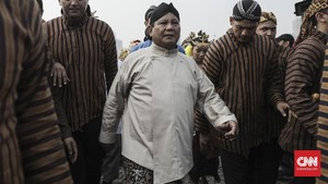Eks Kombatan GAM Marah Dituduh Kelola Lahan Prabowo di Aceh