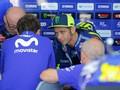 Valentino Rossi Bocorkan Livery M1 MotoGP 2019 di Jakarta