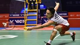Momota Usai Kecelakaan: Apa Saya Masih Bisa Main Badminton?