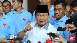 Prabowo Tuding Pemerintahan Jokowi Ugal-ugalan Kelola Negara