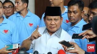 Survei LSI: Hoaks Ratna, Prabowo Makin Dijauhi Swing Voters