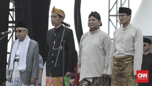 Menerka Cerita Cap Satria Piningit Prabowo dan Raja Jokowi