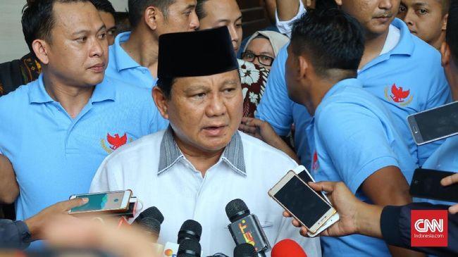 Isu Bendera, Netizen Gaungkan #PrabowoBersamaHTI