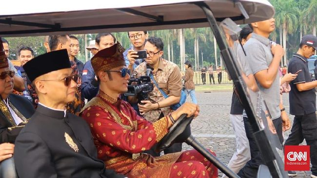 Kronologi Aksi Walkout SBY di Kampanye Damai Versi Sekjen PAN
