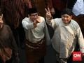 Salah Satu Markas Prabowo-Sandi di Jateng Dekat Rumah Jokowi