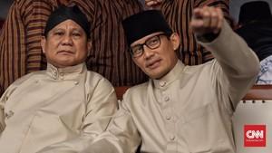 Tim Prabowo-Sandi Prediksi Dana Kampanye Hingga Triliunan