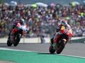 Insiden Kecelakaan Lorenzo, Marquez Bela Diri