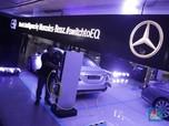 Mercedez Benz Siap Luncurkan Mobil Mewah Tenaga Listrik