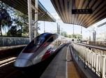 Melihat Bullet Train,  Kereta Cepat Hong Kong-China