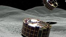 Robot Antariksa Jepang Mendarat di Permukaan Asteroid