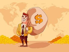 Ini Jumlah dan Sebaran Crazy Rich di Dunia
