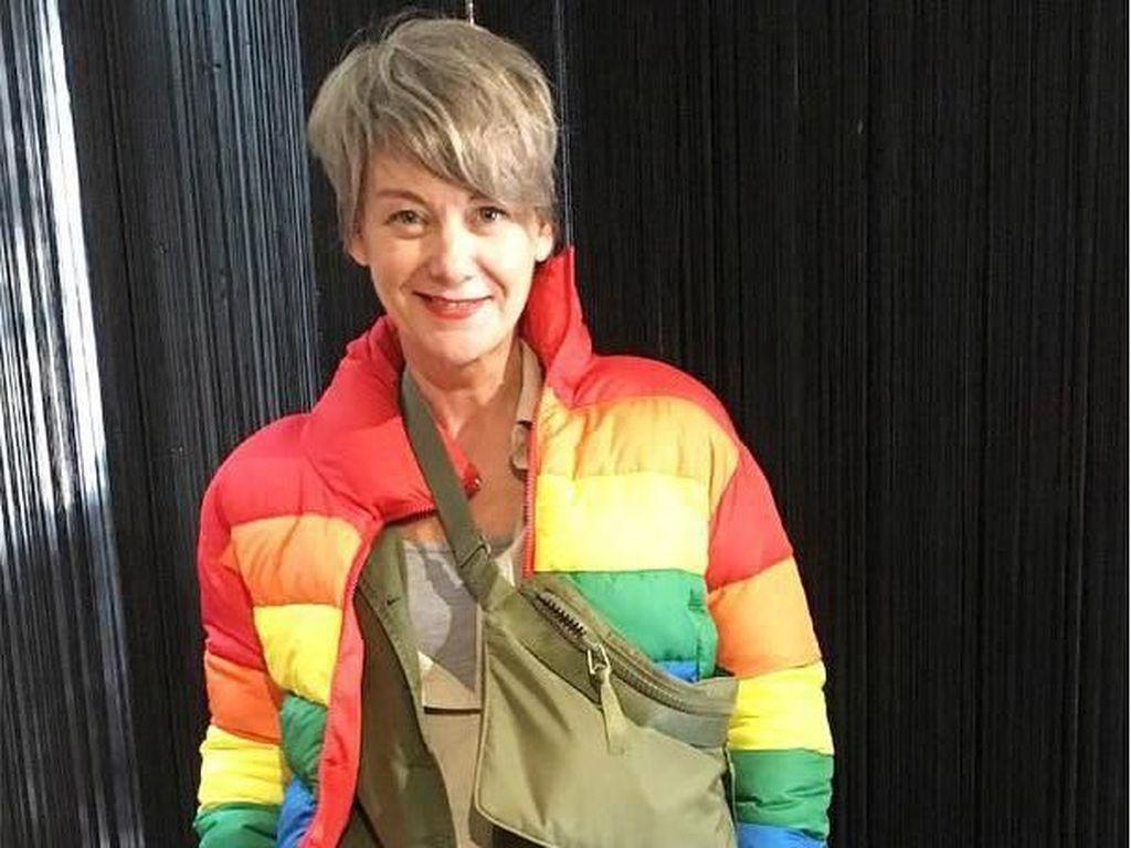 Foto: Penampilan Kekinian Wanita 46 Tahun yang Mendadak Banyak Followers