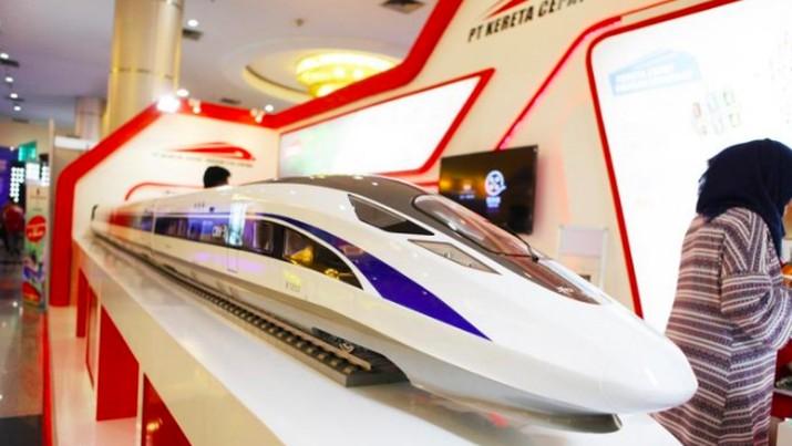 Apa Kabar Kereta Cepat Jakarta-Bandung?