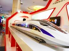 Corona di China Mereda, Kereta Cepat JKT-BDG Jalan Lagi?
