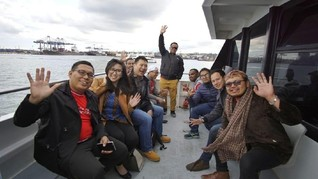 Saran Menpar untuk GenWI di Selandia Baru