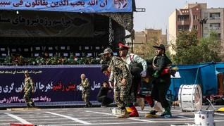 Berduka Pasca Penembakan, Iran Buat Hari Berkabung Nasional