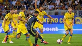 Cristiano Ronaldo Cetak Gol, Juventus Menang Atas Frosinone