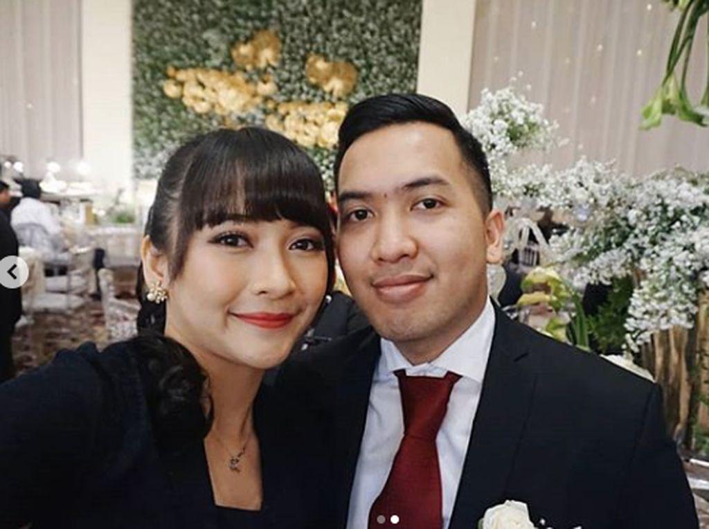 Kinal memperkenalkan Aldi pada Agustus lalu.Dok. Instagram/kinalputridevi