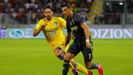 Cristiano Ronaldo Cetak Rekor Ciamik di Serie A
