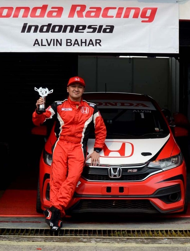 Runner Up 5 ISSOM Sentul, Alvin Bahar Tetap Optimistis