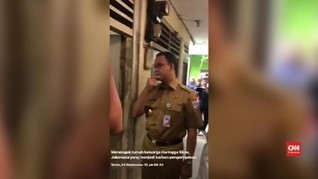 VIDEO: Anies Kunjungi Rumah Suporter Korban Pengeroyokan