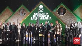 Prabowo, Anies, AHY Datang ke Perayaan HUT Arab Saudi