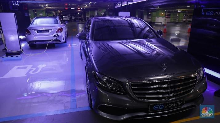 Dari Produk Lokal Sampai BMW, Ini Deretan Mobil Listrik di RI