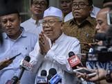 Ma'ruf Amin Dilaporkan ke Bawaslu soal Budek dan Buta