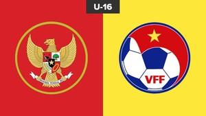 LIVE: Timnas Indonesia U-16 vs Vietnam di Piala Asia