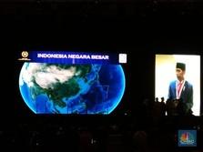 Jokowi ke Pengusaha: Jangan Senang Diproteksi